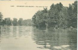 Enghien-les-Bains; Un Coin Du Lac - Non Voyagé. - Enghien Les Bains