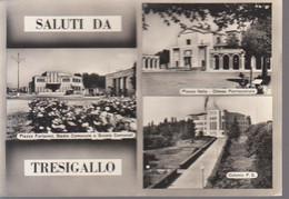 ITALIA - Saluti Da TRESIGALLO - Tre Vedutine, For. Grande, Viag.1959 - AG21-43 - Altre Città