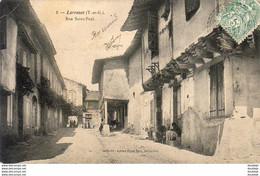 D82  LARRAZET  Rue Saint Paul - Beaumont De Lomagne