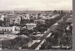 ITALIA - Saluti Da TRESIGALLO - Veduta Panoramica Via Del Mare, For. Grande, Viag.1958 - AG21-44 - Autres Villes
