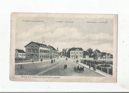 GRUSS AUS LUFTKURORT KIRCHHEIMBOLANDEN  1919 - Kirchheimbolanden