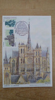 Carte Roland Irolla - FDC 1er Jour N°4748 - Cathédrale Notre Dame - Amiens - 80 SOMME - 2010-...
