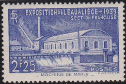 France   .   Y&T    .   430     .   **    .      Neuf  Avec Gomme Et  SANS Charnière     .   /   .  MNH - Nuovi