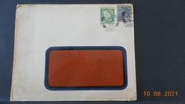 Lettre De 1925 Avec Cachet Hexagonal (assez Rare) - Lettres & Documents