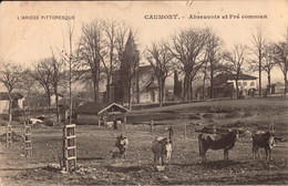 CAUMONT  CPA Ariege - Saint Girons
