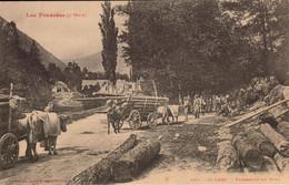 SAINT  LARY  PYRENEES  CPA Ariege - Autres Communes
