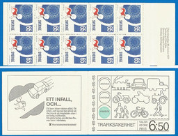 Sweden 1971 Year Booklet Mint MNH(**) - 1951-80