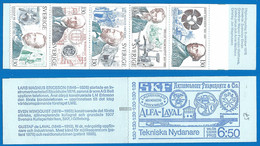 Sweden 1976 Year Booklet Mint MNH(**) - 1951-80