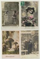 Lot De 36 Cartes - Fantaisie - Enfants - 5 - 99 Postkaarten