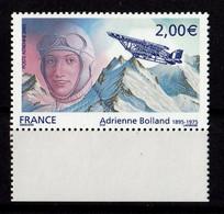 Poste Aérienne N° 68b (variété : Avion Touchant La Montagne) Neuf** TTB Valeur Catalogue 45 Euros - 1960-.... Mint/hinged