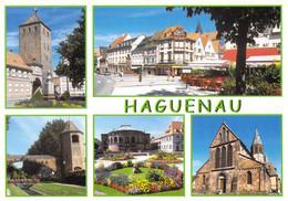 67 - Haguenau - Multivues - Haguenau