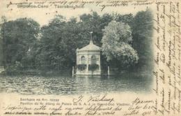 Tzarsskoe-Sélo Pavillon Du 4e étang Du Palais De S.A.J.le Grand Duc Vladimir Pionnière  RV Beau Timbre 5 Cachets - Russie