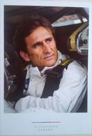 Alessandro Zanardi ( BMW Driver ) - Trading Cards