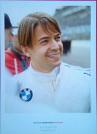 Augusto Farfus ( BMW Motorsports Driver) - Trading Cards
