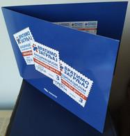 Serbia 2021 Vaccination Against Corona Health Disease Medicine Covid 19 In Folder - Serbia