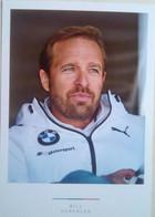Bill Auberlen ( BMW Mororsports Driver) - Trading Cards