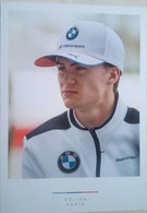 Colton Herta ( BMW Motorsports Driver) - Trading Cards