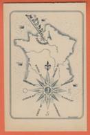 SCOUTISME - D78 - MOISSON - JAMBOREE 1947 - JAMBOREE MONDIAL AURA LIEU A MOISSON - Photo MANSON - Carte Géographique - Scoutisme