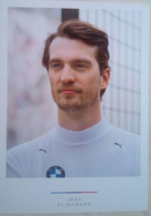 Jens Klingmann ( BMW Motorsports Driver) - Trading Cards