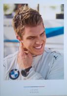 Jesse Krohn ( BMW Motorsports Driver) - Trading Cards