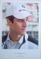 John Edwards ( BMW Motorsports Driver) - Trading Cards