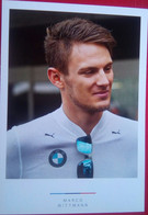 Marco Wittmann ( BMW Motorsports Driver) - Trading Cards
