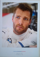 Martin Tomczyk ( BMW Motorsports Driver) - Trading Cards