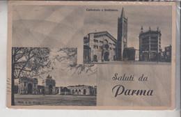 PARMA  VEDUTE SALUTI 1950 - Parma