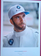 Philipp Eng ( BMW Motorsports Driver ) - Trading Cards