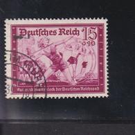 RAL2 /  Deutsches Reich  709 Kameradschaftsblock / Rundstempel - Gebraucht