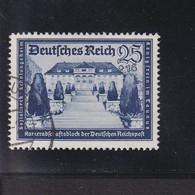 RAL2 /  Deutsches Reich  713 Kameradschaftsblock / Rundstempel - Gebraucht