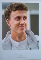 Stef Dusseldorp ( BMW Motorsports Driver) - Trading Cards