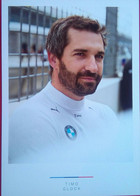 Timo Glock ( BMW Motorsports Driver ) - Trading Cards