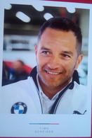 Timo Schneider( BMW Motorsports Driver) - Trading Cards