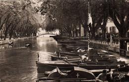 ANNECY Le Pont Des Amours Et Le Canal - Annecy