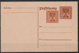 Oostenrijk Postkaart Ongebruikt,  / Opruiming, Clearance Sale, Déstockage. - Stamped Stationery