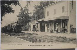 6 - PUGET-sur-ARGENS (Var) - La Gare - Other Municipalities