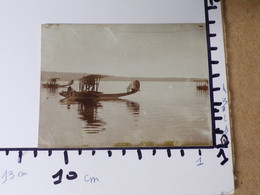 26/ Photo Ancienne Bizerte/Karouba 1930/31- Hydravion Z8 - Aviation