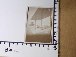 30/ Photo Ancienne Bizerte/Karouba 1930/31- Hydravions En Vol - Aviation