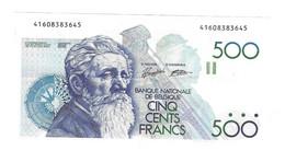 500 Fr - Type 'Meunier' - 86f - 500 Francs
