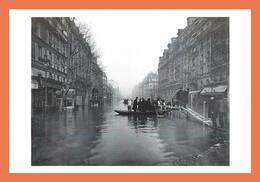 A513 / 083 75 - PARIS Rue De Lyon 1910 Inondations - Non Classificati