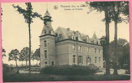 C.P. Pessoux =  Château  De  PESESSE - Ciney