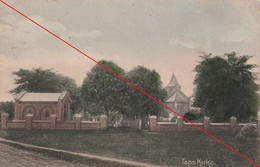 Ansichtskarte Dänemark Taps Kirks Farbig Schleswig 1909 - Dänemark