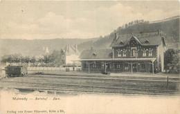 Belgique - Malmedy - Bahnhof - Gare - Malmedy