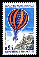 France 1971 Balloon Post Unmounted Mint, - Unused Stamps