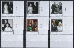 Jersey 2017.  70 Years Together Queen Elizabeth.  MNH** - Jersey