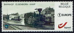 Belgie 2021 - Elsenborn Kamp  Statie - OBP 4684 - Private Stamps