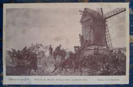 Saint-Quentin ( Un Lot De 7 Cartes Militaire) (1914 Aux 1919) Aisne. France - Saint Quentin
