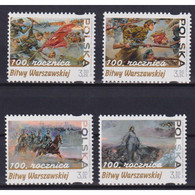 🚩 Discount - Poland 2020 100th Anniversary Of The Battle Of Warsaw  (MNH)  - Weapon - Non Classés