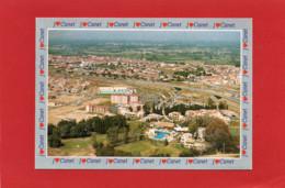 66----CANET EN RPOUSSILLON---vue Aérienne--voir 2 Scans - Canet En Roussillon